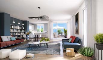 Bordeaux programme immobilier neuve « Urb'In » en Loi Pinel  (2)