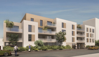 Laval programme immobilier neuf « Rosa Alba » en Loi Pinel