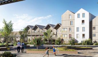 Saint-Malo programme immobilier rénové « Carrousel » en loi pinel