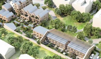 Saint-Malo programme immobilier neuve « Carrousel » en Loi Pinel  (3)