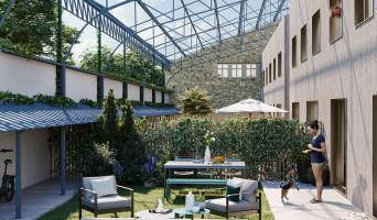 Saint-Malo programme immobilier neuve « Carrousel » en Loi Pinel  (5)