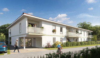 Saint-Jean-d'Illac programme immobilier neuve « Euphoria »  (2)