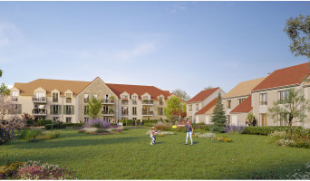 Savigny-le-Temple programme immobilier neuve « Le Domaine du Bourg »