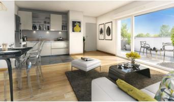 Savigny-le-Temple programme immobilier neuve « Le Domaine du Bourg »  (2)