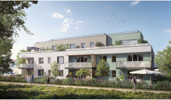 Geispolsheim programme immobilier neuve « L'Empreinte » en Loi Pinel  (2)