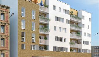 Le Havre programme immobilier rénové « Le Cap » en loi pinel