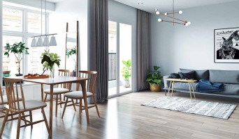 Le Havre programme immobilier neuve « Le Cap » en Loi Pinel  (2)