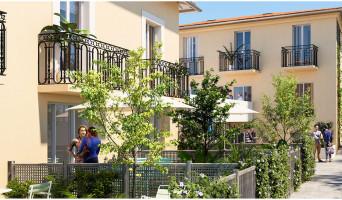 Nice programme immobilier à rénover « Le Patio Saint Sylvestre » en Loi Pinel ancien