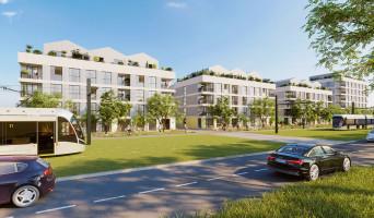 Fleury-sur-Orne programme immobilier neuve « Les Terrasses de L'Etang » en Loi Pinel