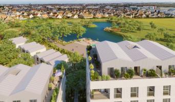 Fleury-sur-Orne programme immobilier neuve « Les Terrasses de L'Etang » en Loi Pinel  (4)