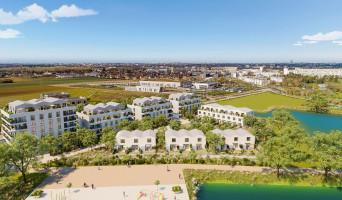 Fleury-sur-Orne programme immobilier neuve « Les Terrasses de L'Etang » en Loi Pinel  (5)