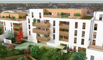Saint-Herblain programme immobilier rénové « Les Villas Garance » en loi pinel
