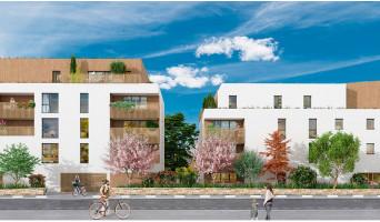 Saint-Herblain programme immobilier neuve « Les Villas Garance » en Loi Pinel  (2)