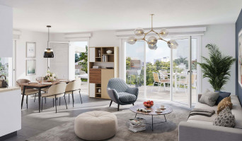 Saint-Herblain programme immobilier neuve « Les Villas Garance » en Loi Pinel  (3)