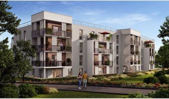 Blainville-sur-Orne programme immobilier rénové « Rosa Alba »