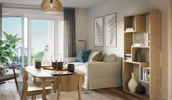 Blainville-sur-Orne programme immobilier neuve « Rosa Alba »  (3)