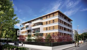 Avignon programme immobilier rénové « Urban & Sens » en loi pinel
