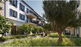 Roquefort-les-Pins programme immobilier neuve « Programme immobilier n°219464 »  (4)