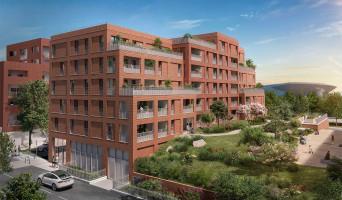 Toulouse programme immobilier rénové « Live in Osmose » en loi pinel