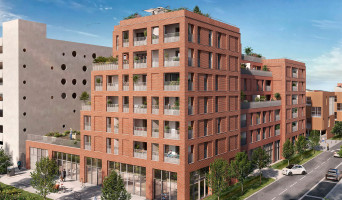 Toulouse programme immobilier neuve « Live in Osmose » en Loi Pinel  (2)