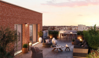 Toulouse programme immobilier neuve « Live in Osmose » en Loi Pinel  (3)