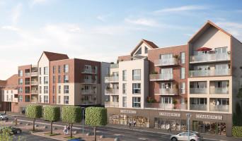 Saint-Laurent-Blangy programme immobilier rénové « Résidence de la Brayelle » en loi pinel