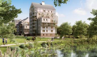 Ostwald programme immobilier rénové « Polaris 2 » en loi pinel