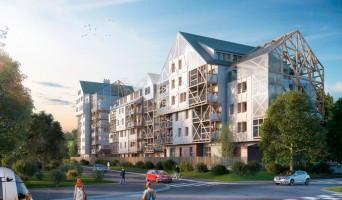 Ostwald programme immobilier neuve « Polaris 2 » en Loi Pinel  (2)