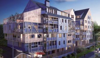 Ostwald programme immobilier neuve « Polaris 2 » en Loi Pinel  (3)