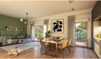 Ostwald programme immobilier neuve « Polaris 2 » en Loi Pinel  (5)