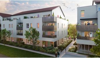 Woippy programme immobilier neuve « Côté Willage » en Loi Pinel