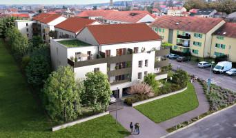Woippy programme immobilier neuve « Côté Willage » en Loi Pinel  (2)