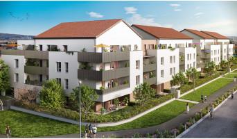Woippy programme immobilier neuve « Côté Willage » en Loi Pinel  (3)