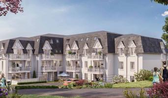 Pont-l'Evêque programme immobilier neuf « L'Ecrain du Coteau » en Loi Pinel