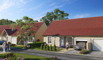 Contres programme immobilier neuf « La Promenade des Sources »
