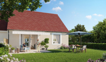 Contres programme immobilier neuve « La Promenade des Sources »  (2)