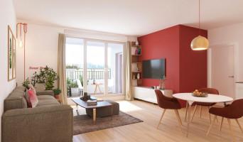 Le Barp programme immobilier neuve « Plein'Eyre »  (2)