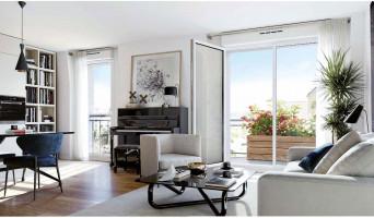 Sartrouville programme immobilier neuve « Le 11e Arpent »  (5)