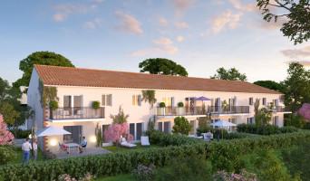 Eaunes programme immobilier neuve « Domaine des Magnolias »