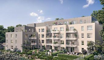 Cléon programme immobilier rénové « Les Terrasses d'Emeraude » en loi pinel