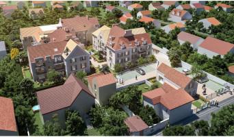 Cormeilles-en-Parisis programme immobilier neuve « Castel Vignon » en Loi Pinel  (2)