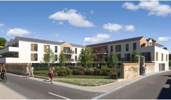 Saint-Jean-le-Blanc programme immobilier neuf « Les Jardins de Varennes » en Loi Pinel