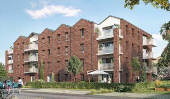 La Madeleine programme immobilier neuve « Symbiose » en Loi Pinel  (2)
