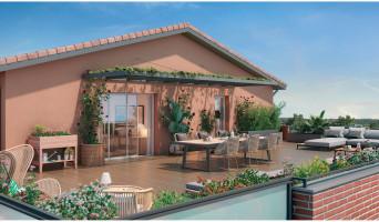Labarthe-sur-Lèze programme immobilier neuve « Cours Pelissier » en Loi Pinel