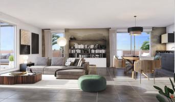 Labarthe-sur-Lèze programme immobilier neuve « Cours Pelissier » en Loi Pinel  (3)