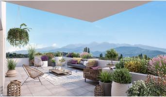 Meylan programme immobilier rénové « Le Domaine des Saules Blancs » en loi pinel