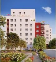 Villeurbanne programme immobilier neuve « Square Verde » en Loi Pinel  (3)