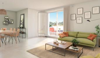Villeurbanne programme immobilier neuve « Square Verde » en Loi Pinel  (5)