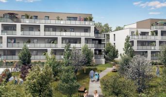 La Roche-sur-Yon programme immobilier rénové « Le Clos du Haras »