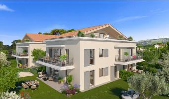 Toulon programme immobilier neuve « Trilogy » en Loi Pinel  (2)
